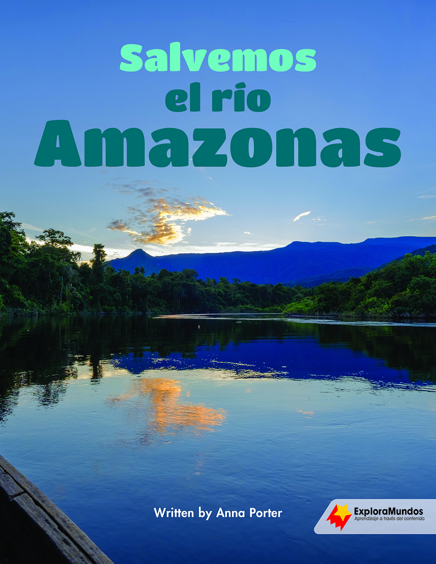 Saving the Amazon River